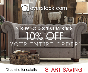 Overstock coupon code 20